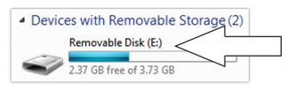 how to delete removable disk from my computer