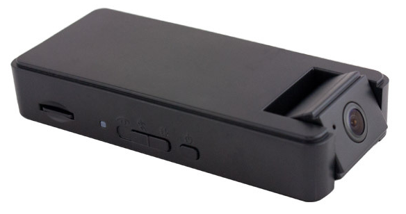 720P HD Mini Black Box Hidden Camera