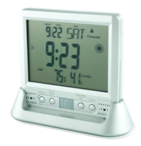 720P Clock Hidden Camera