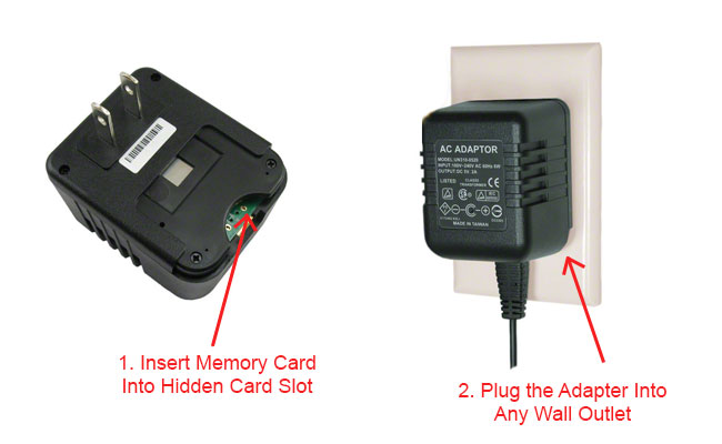 spy gear video watch instructions