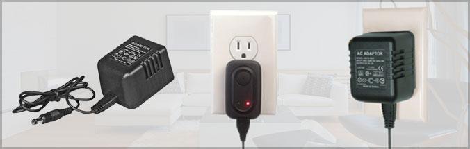 AC Adapter Hidden Camera